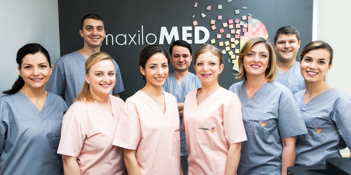 clinica maxilomed oradea medici specialisti medicina dentara chirurg maxilo facial mihai juncar