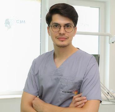 dr moca abel medic pedodontie clinica maxilomed oradea romania
